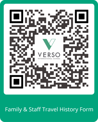Family & Staff Travel History Form